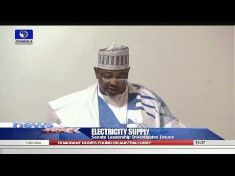Senate Leadership Investigates Electricity Supply Issues   29/08/15