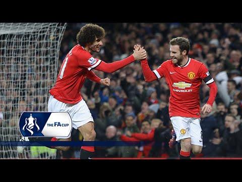 Man Utd 3-0 Cambridge Utd - FA Cup Fourth Round | Goals & Highlights