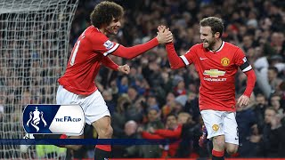 Video Gol Pertandingan Manchester United vs Cambridge United
