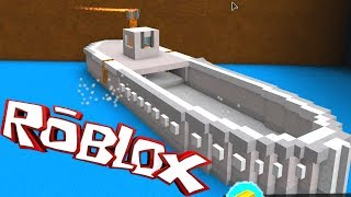My Boat is TOO BIG?! - Build a Boat for Treasure (ROBLOX)