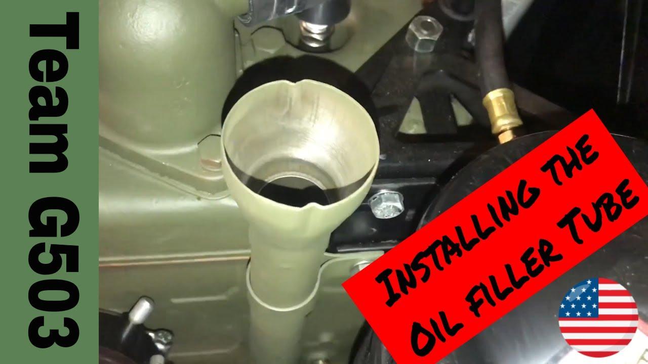 Oil fetish tube
