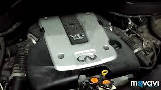 видео Замена фильтра салона - Автосервис Ниссан Инфинити. Ремонт Nissan