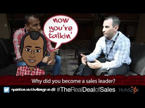 Why Become A Sales Leader? with Keenan, the creator of A Sales Guy