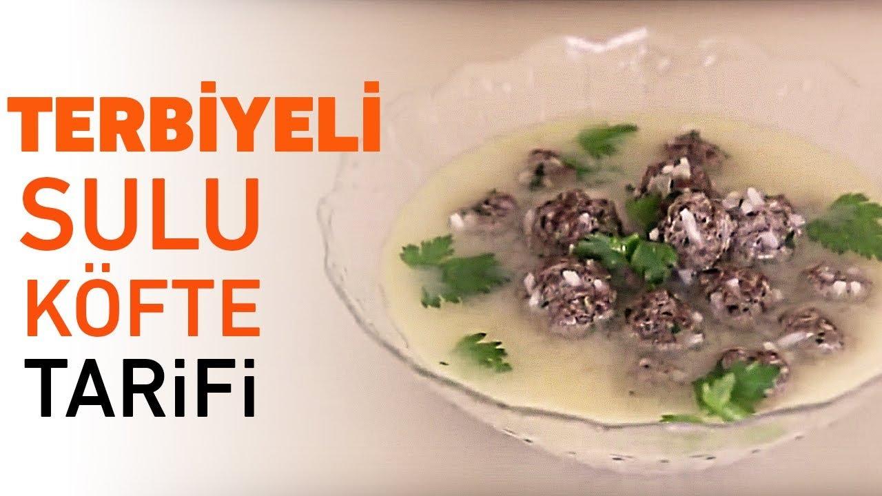 Terbiyeli Köfteli Çorba Videosu