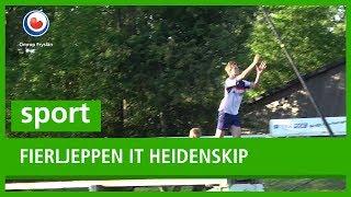 FIERJLEPPEN:  It Heidenskip