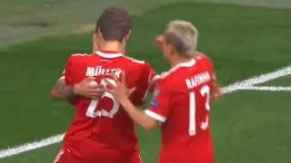 Besiktas vs Bayern Munich 1 3 All Goals & Highlights UCL 14 03 2018 HD