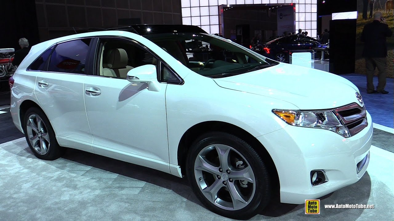2015 toyota venza v6 xle exterior and interior. Black Bedroom Furniture Sets. Home Design Ideas