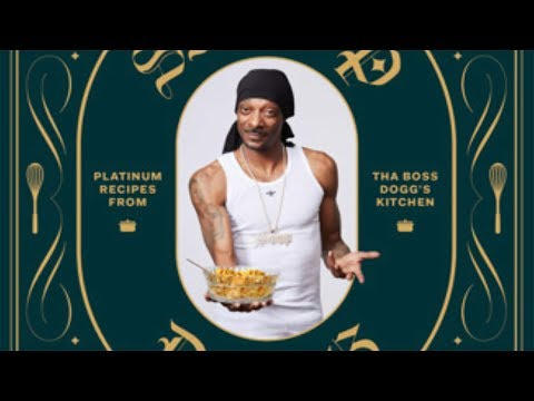 Zito and Kera - The Snoop Dogg Cookbook Has Arrived, Yes This Is A Thing.