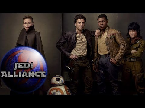 2017 Vanity Fair, Carrie's Ep IX Request and More | Jedi Alliance 133