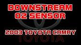 Diagnosing Camry P2196,P2238 A/F sensor codes PART1 - YouTube
