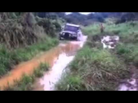 Kauai power line jeep cj7 360 offroad