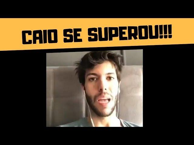 AGORA O CAIO COPPOLLA SE SUPEROU!!!