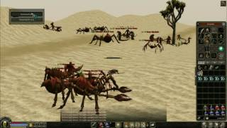 Let`s play Metin2 Ro Polaris#ep.12 Farm in desert.