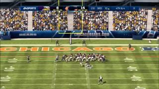 Madden 13: Minnesota Vikings vs. Chicago Bears - Flint Beastwood