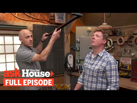 Ask This Old House | Build It, Cable Lights (S15 E20) | FULL EPISODE