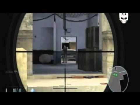 WII - Goldeneye 007- première partie commentée en français et + SILENCIEUX !!