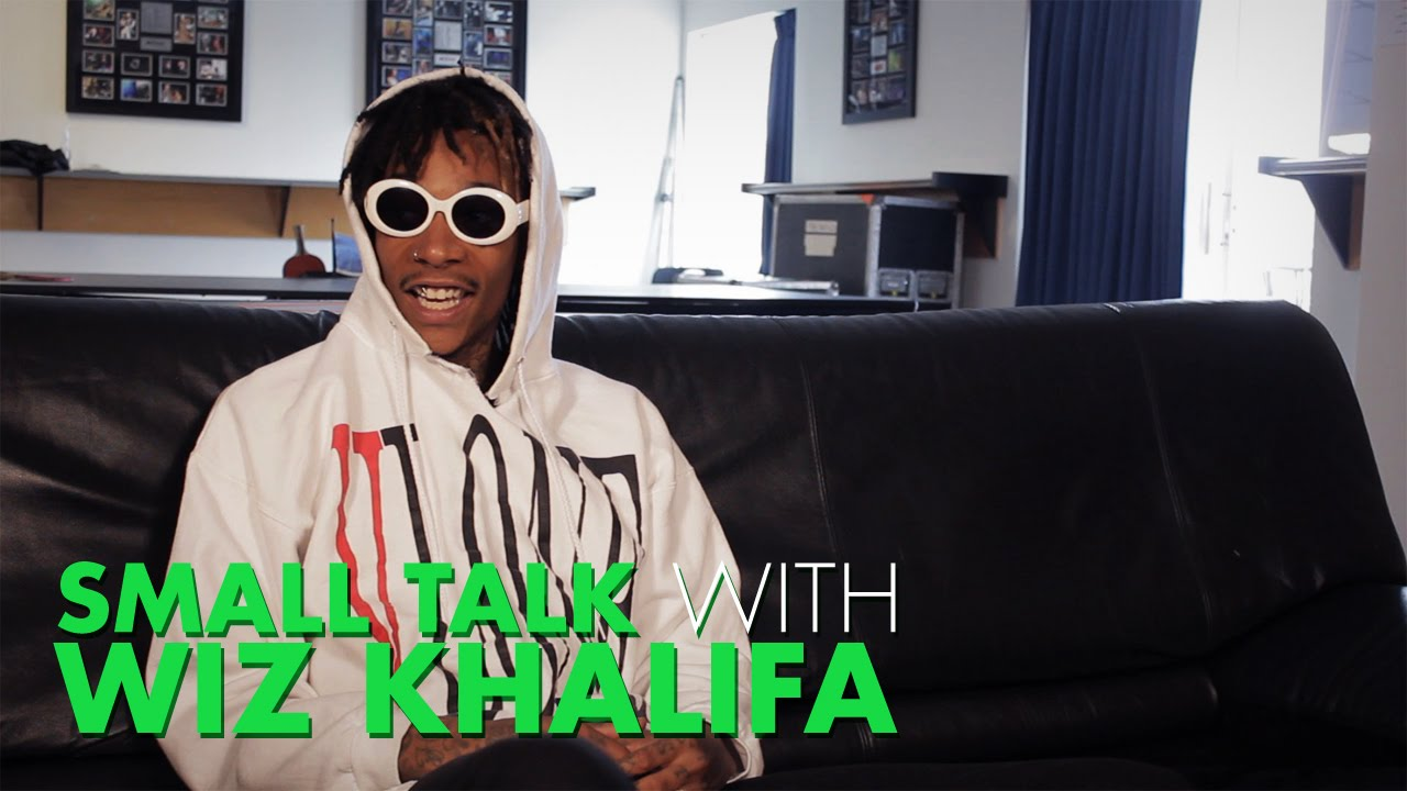 5e6d3fc685 Wiz Khalifa Explains Why He Stays Stoned All Day - YouTube