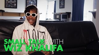 Repeat youtube video Wiz Khalifa Explains Why He Stays Stoned All Day
