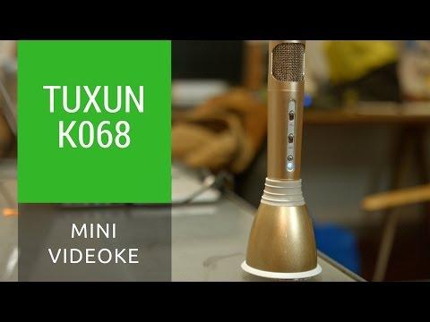 Portable Bluetooth Videoke Mic. Lets Sing Along!