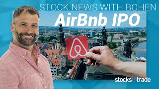 Gambar cover Stock News With Bohen: AirBNB IPO