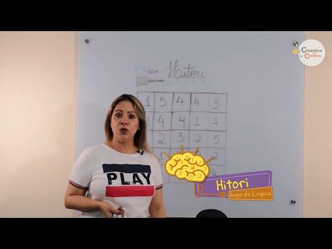 Jogando jogo de lógica from YouTube · Duration:  8 minutes 43 seconds