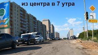 Новая временная схема проезда в Волгаре г. Самара