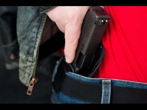Best Concealed carry Holsters: A MUST SEE