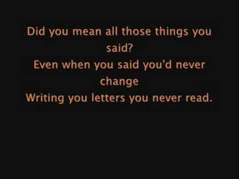 Silverstein - Hear Me Out Lyrics