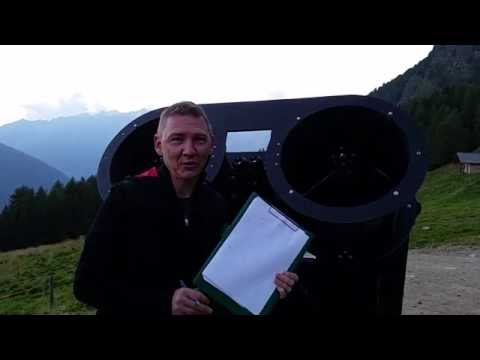Astronomical Sketching - 03 - Sketching the Object