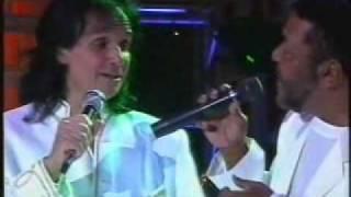 ROBERTO CARLOS E MARTINHO DA VILA - AQUARELA DO BRASIL