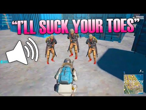 PUBG: Funny Voice Chat Moments Ep. 2