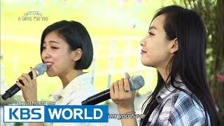 Global Request Show: A Song for You 3 - Ep.3 with f(x)