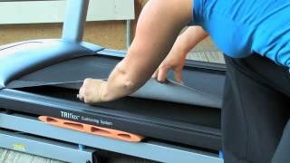 la lubrification de votre tapis roulant horizon fitness