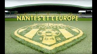 75 ANS DU FC NANTES - LE FC NANTES ET L'EUROPE