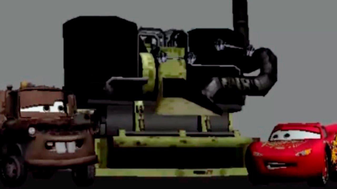 Mater Games Cars