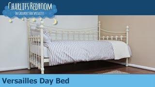 Versailles Day Bed - Charlies Bedroom