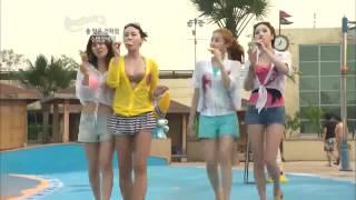 '롤코2' 오초희, 수영장 비키니 몸매