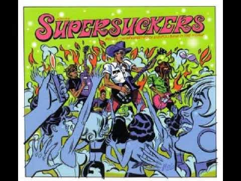 Supersuckers - Psyched Out