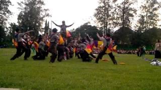 Yel Spipat Scouting - Acapela 2013 at SMADA Kediri