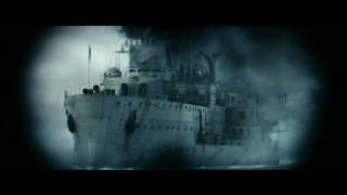 Ships Battle/Duel (in HD) - Russian Empire vs Germany, World War I, movie