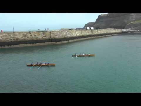Whitby Regatta 2015 (Monday) - Rowing Race, 2:14pm