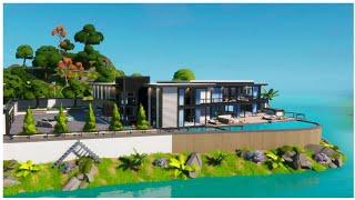 Fortnite Creative - Modern Mansion