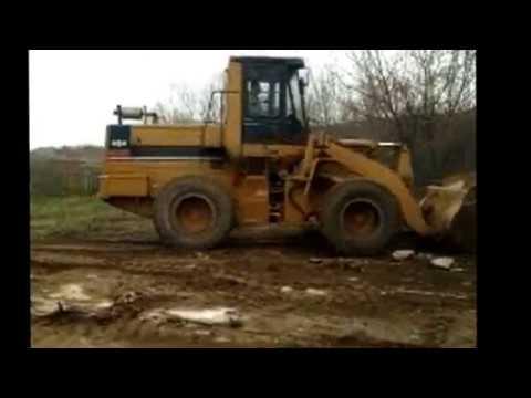 Планировка щебня трактором видео фото 96-493