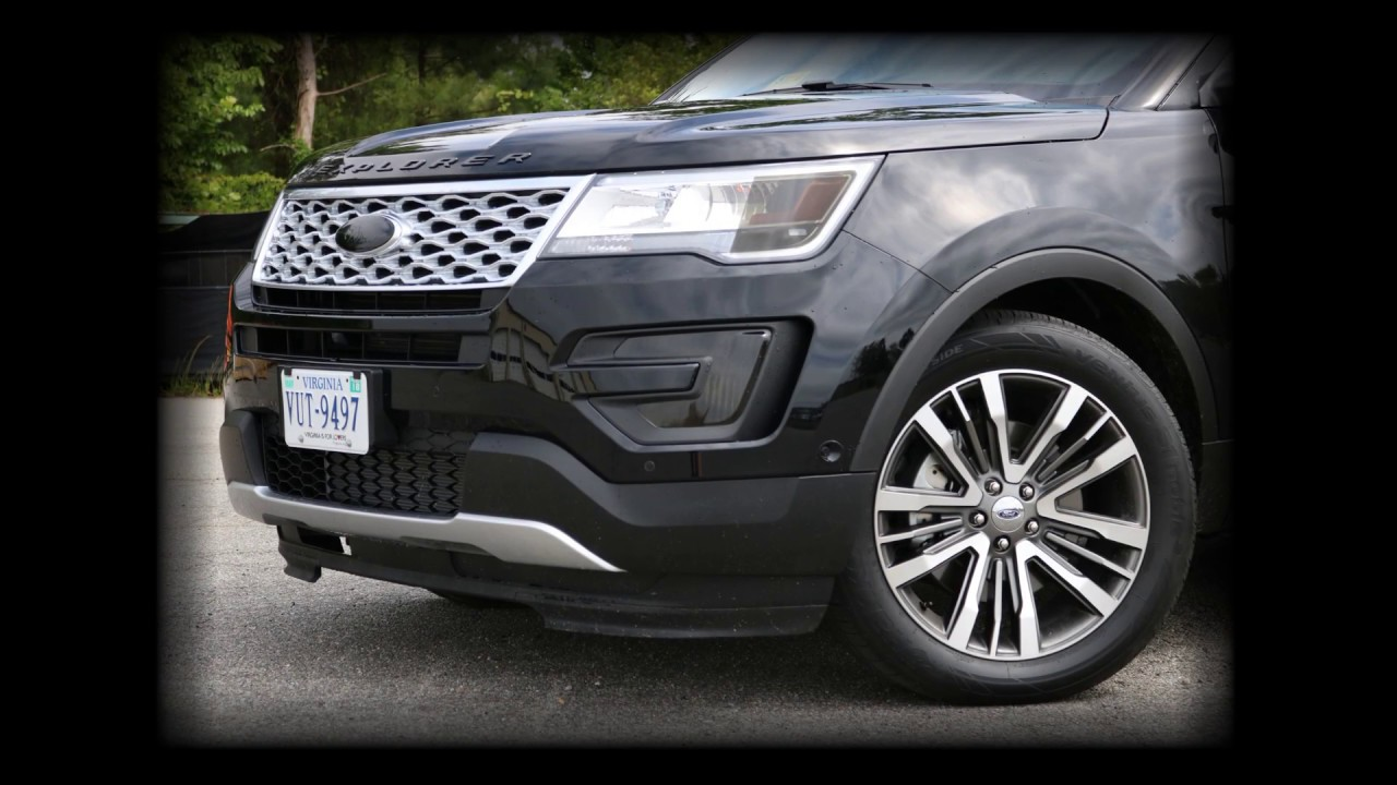 2016-2017 Explorer Fog Light Tint Installation - YouTube