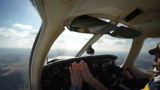 CFI Prep Piper Arrow - Poweroff Stall