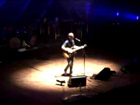 Thom Yorke Live Solo Lotus Flower 100509 Orpheum Theater Los
