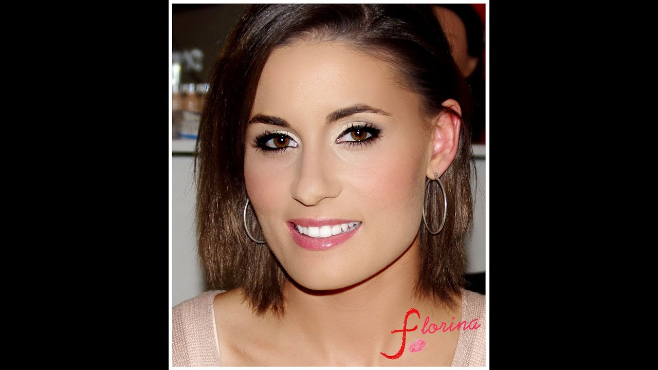 How To: Foundation, Concealer, Contour, Bronzer & Blush : By Florina  (makeup Artist)  Youtube