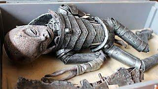 Археологические Находки, Которые Ученые Все Еще не Могут Объяснить
