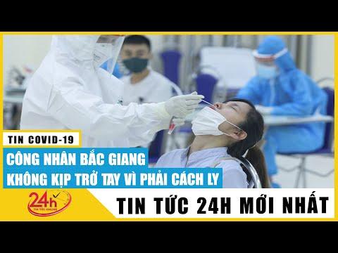 Bắc Giang Bắc Ninh chuẩn bị thí điểm cách ly F1 tại nhà,Công nhân bất chợt bị đưa đi cách ly nói gì?