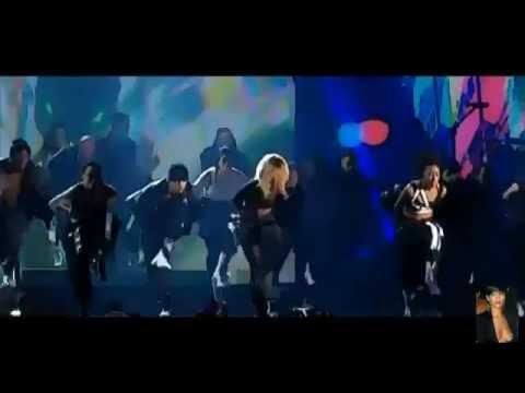 Rihanna 2012 Grammy Awards Performance _ We Found Love _ Dig.